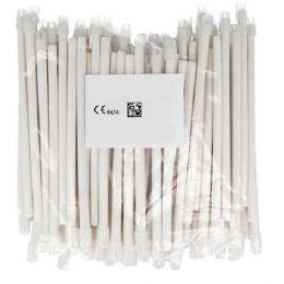 Odsávače vylučovače slin 100ks biele
