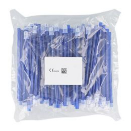 Odsávače vylučovače slin 100ks modré