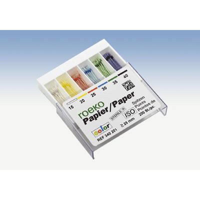 papierové tipy color ISO 25 medicorp.sk